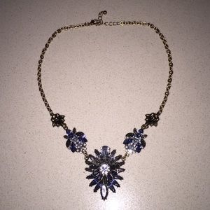 F21 statement necklace